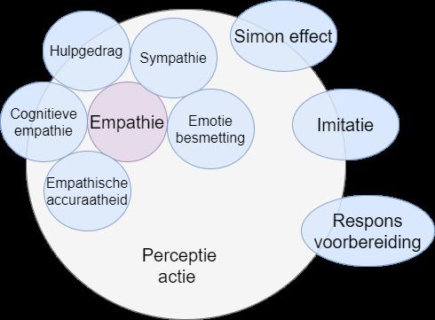Empathie perceptie actie